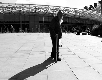 A day walk around London