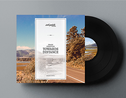 double LP vinyl - debut album
