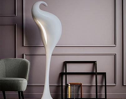 Birdy - Floor Lamp