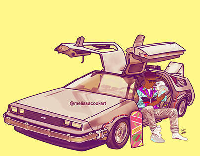 Back to the Future: McFly