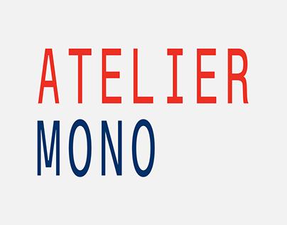 Atelier Mono — Custom Font