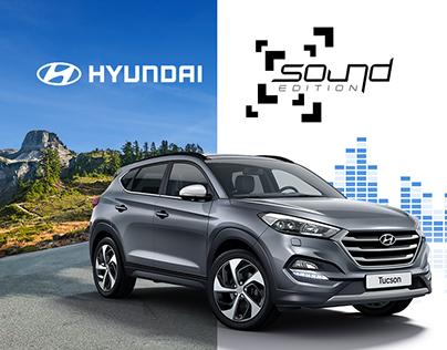 Hyundai - Tucson SE