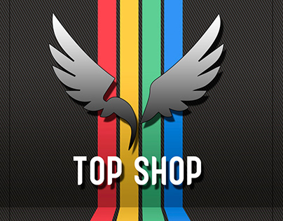 shopping page profile and cover