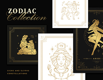 Astrology Zodiac Collection
