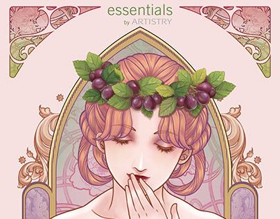essentials by ARTISTRY-雅姿维生素面膜 - KV