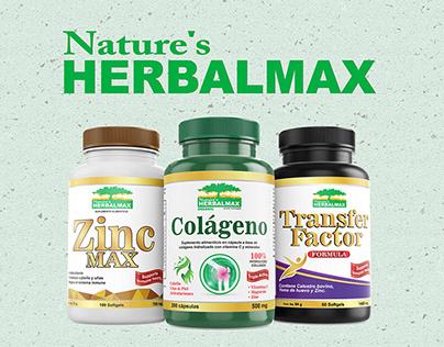 HerbalMax | Packaging