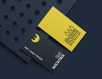 Wicktrix Agency Branding