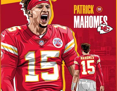 Patrick Mahomes // Kansas City Chiefs