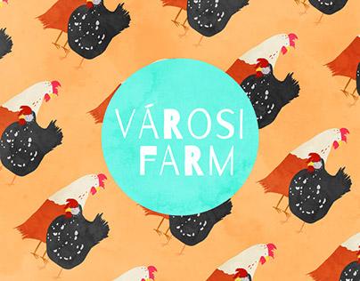 Urban Bio Farm // Branding