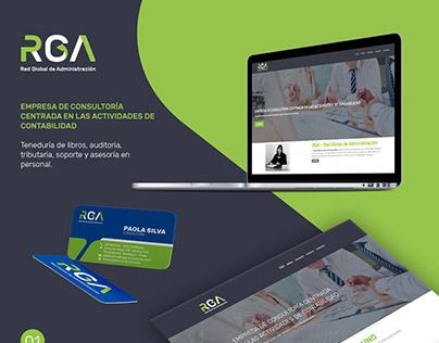 website RGA