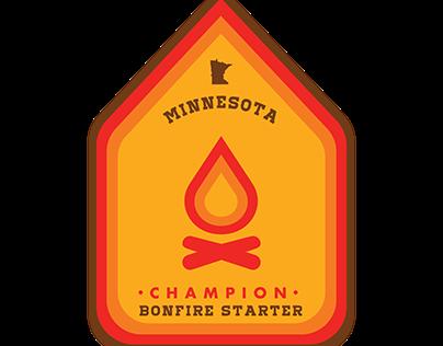 Champion Bonfire Starter