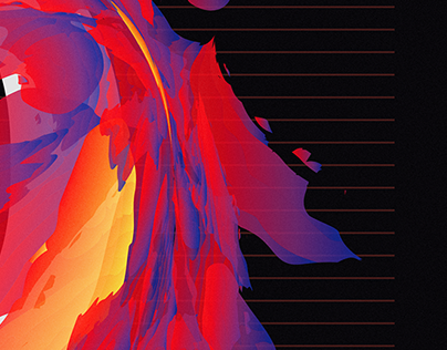 Abstract Poster Series