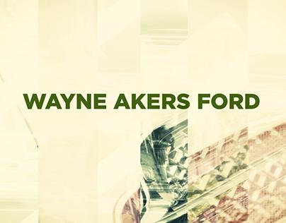 Wayne Akers Ford Dealership: Gala and Installation