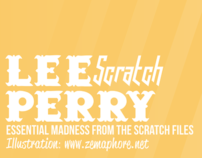 Personal // Lee Scratch Perry