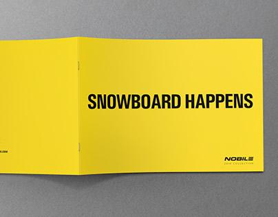 SNOWBOARD HAPPENS
