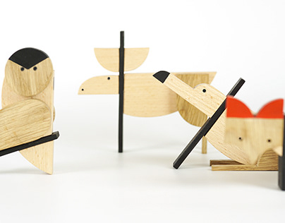 Nordic woods - collection dedicated to BAUHAUS100
