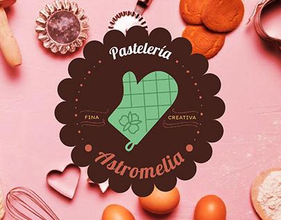 PASTELERÍA ASTROMELIA | Branding