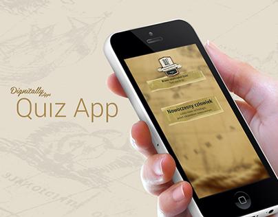 Quiz Quest App