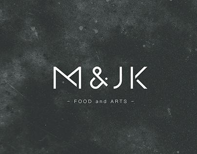 M&JK Food & Arts 食事製美所 品牌視覺設計