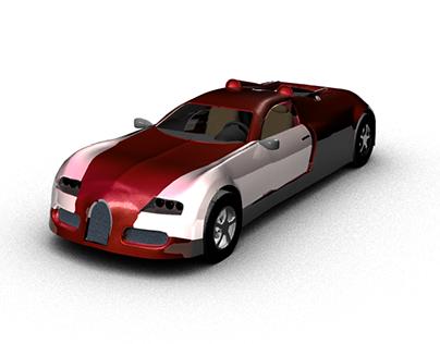 buggati veyron: special edition