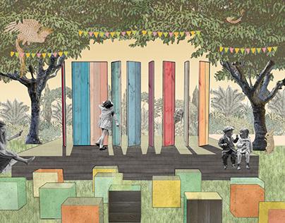 Italian Kindergarten Concept Project