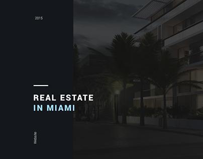 Miami Qosta Website
