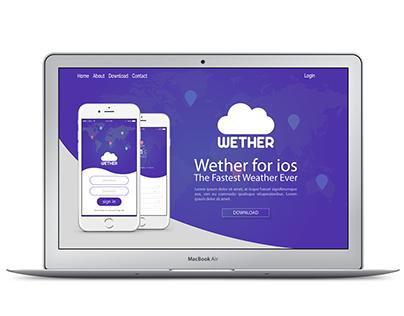 Weather Web & App #1