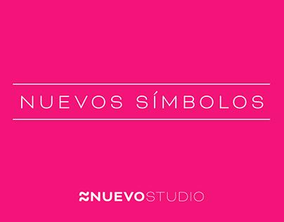 Nuevos Símbolos | LogoFolio