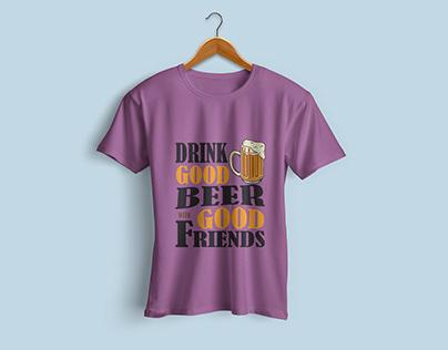 Custom T-Shirt Design For Print On Demand