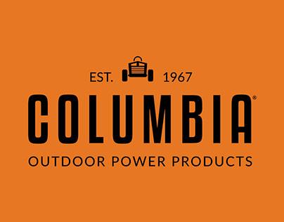 Columbia Branding