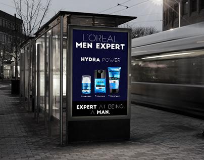 L'Oreal Mens Care Advertising