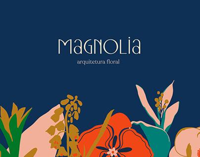 Magnolia Arquitetura Floral