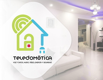 Rebrand Teledomótica