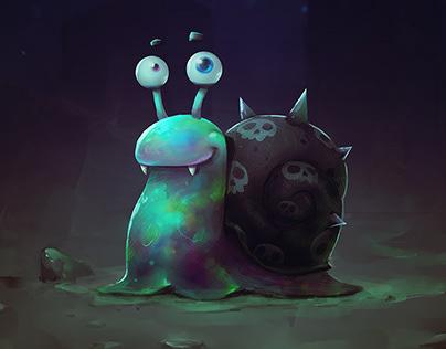 Poison Snail