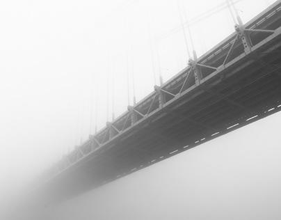 Foggy Brooklyn