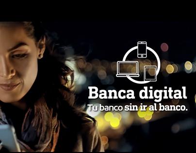 Campaña Banca Digital Banco del Pacífico