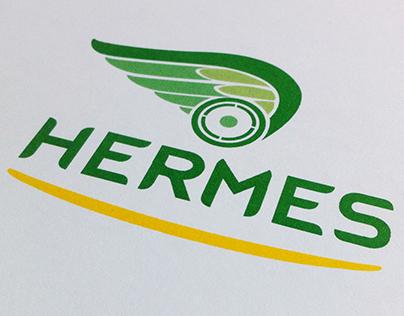 Hermes - Logo Design for Blédina