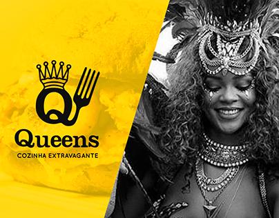 Queens - Cozinha Extravagante