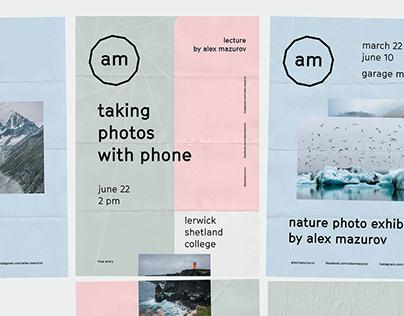 Alex Mazurov / Identity