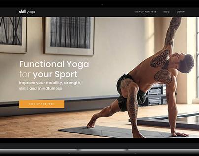 Skill Yoga Branding