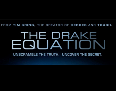 The Drake Equation: TV & Digital