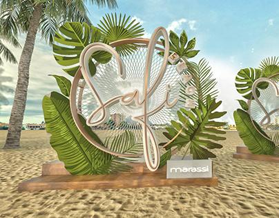 Safi Beach-Marassi