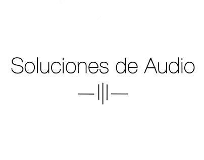 Logo Soluciones de Audio