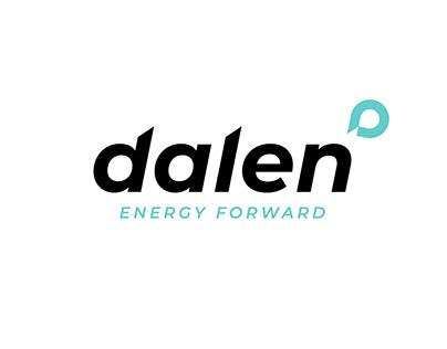 Dalen - Energy Forward (Brand Identity)