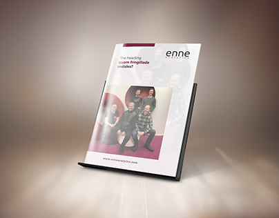 enne Magazine Design #02