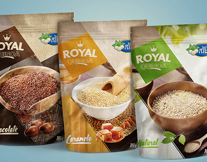 Del Alba packaging design