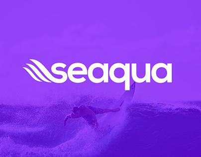 Seaqua - Visual Branding