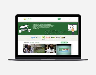 Sapa Muslim Web Page