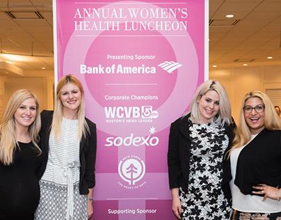 Annual Women's Health Luncheon (blog post)