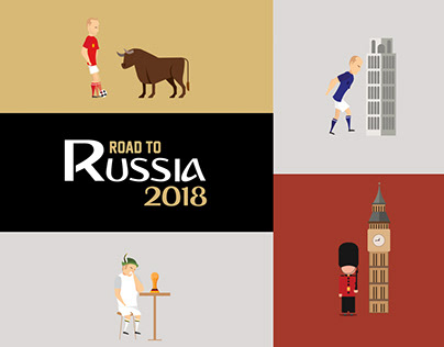 Road to Russia 2018